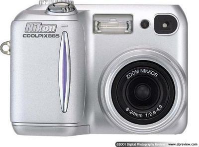 Nikon Coolpix 885 Digital Camera