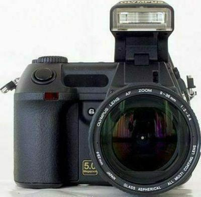 Olympus E-20 Digital Camera