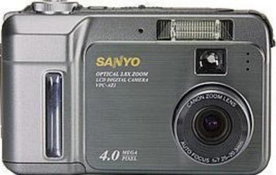 Sanyo DSC-AZ1 Digital Camera