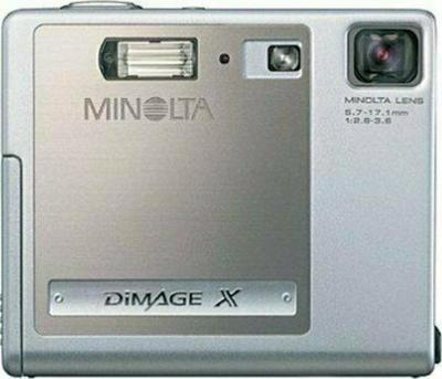 Konica Minolta DiMAGE X Digital Camera