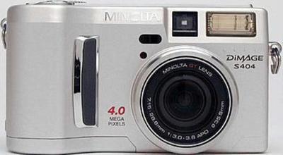 Konica Minolta DiMAGE S404 Digital Camera