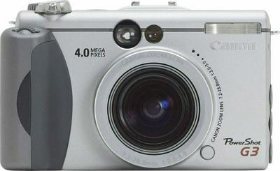 Canon PowerShot G3 Digitalkamera