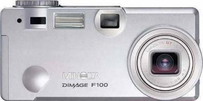 Konica Minolta DiMAGE F300 Digital Camera