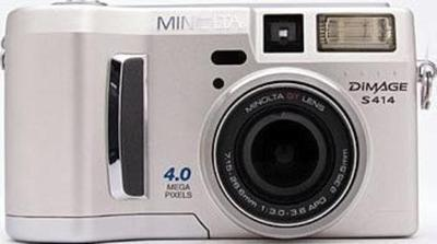 Konica Minolta DiMAGE S414 Digital Camera