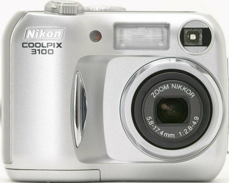Nikon Coolpix 3100 Digital Camera
