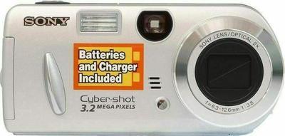 Sony Cyber-shot DSC-P52 Digital Camera