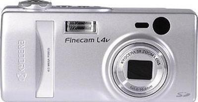 Kyocera Finecam L4V Digital Camera