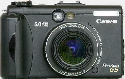 Canon PowerShot G5 Digitalkamera