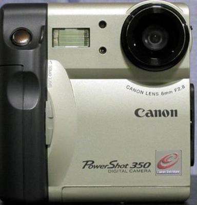 Canon PowerShot 350 Digitalkamera
