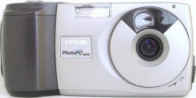 Epson PhotoPC 600 Digital Camera