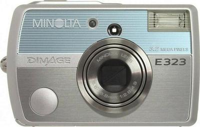 Konica Minolta DiMAGE E323