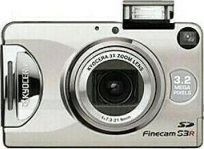 Kyocera Finecam S5R Digital Camera