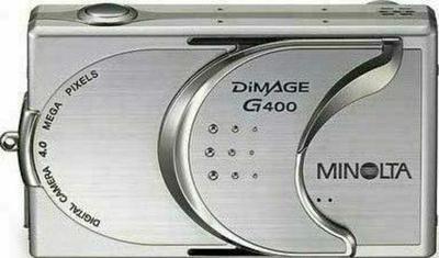 Konica Minolta DiMAGE G400 Digital Camera