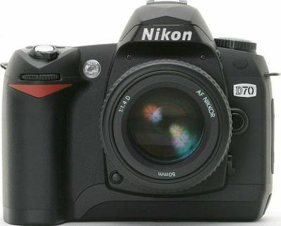Nikon D70 Digitalkamera