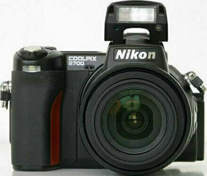 Nikon Coolpix 8700 Digital Camera