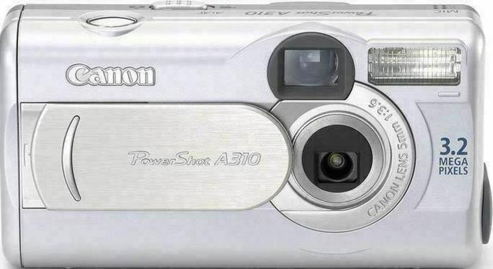 Canon PowerShot A310 Digital Camera