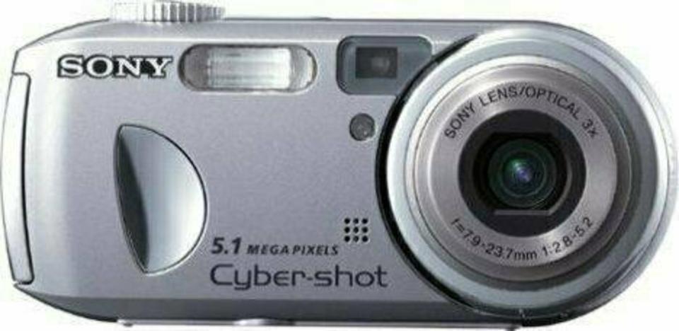 Sony Cyber-shot DSC-P93 Digital Camera