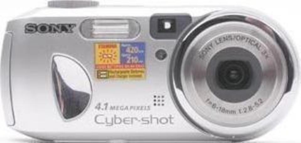 Sony Cyber-shot DSC-P73 Digital Camera