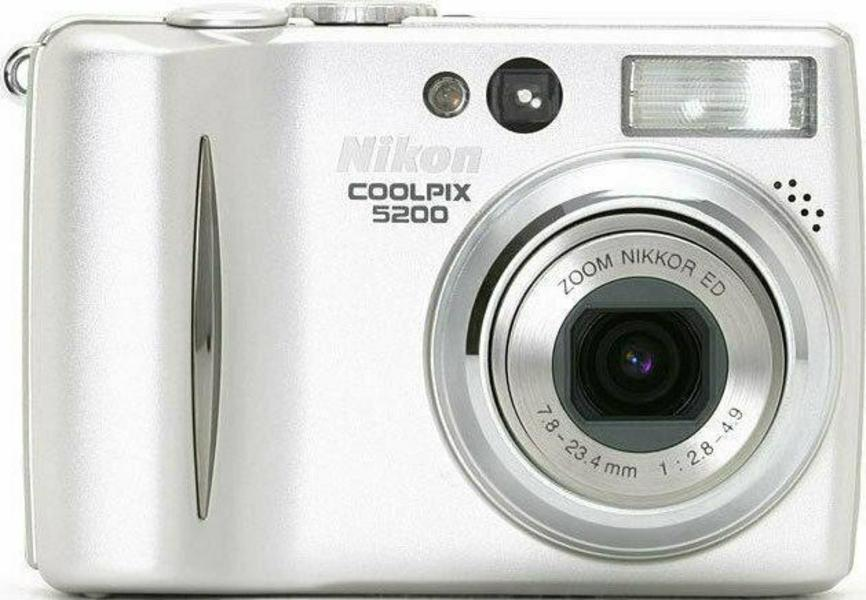 Nikon Coolpix 5200 Digital Camera
