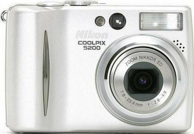 Nikon Coolpix 5200 Digitalkamera