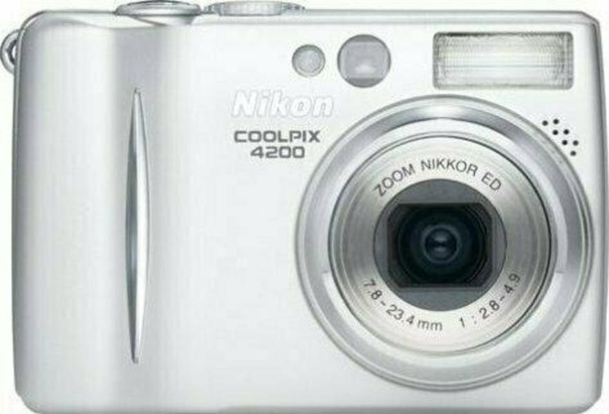 Nikon Coolpix 4200 Digital Camera