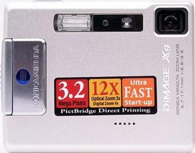 Konica Minolta DiMAGE Xg Digital Camera