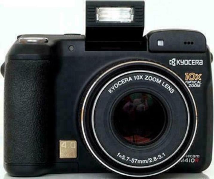 Kyocera Finecam M410R Digital Camera