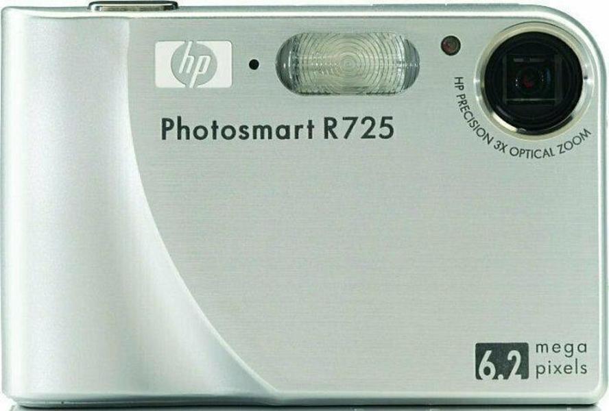 HP Photosmart R725 Digital Camera