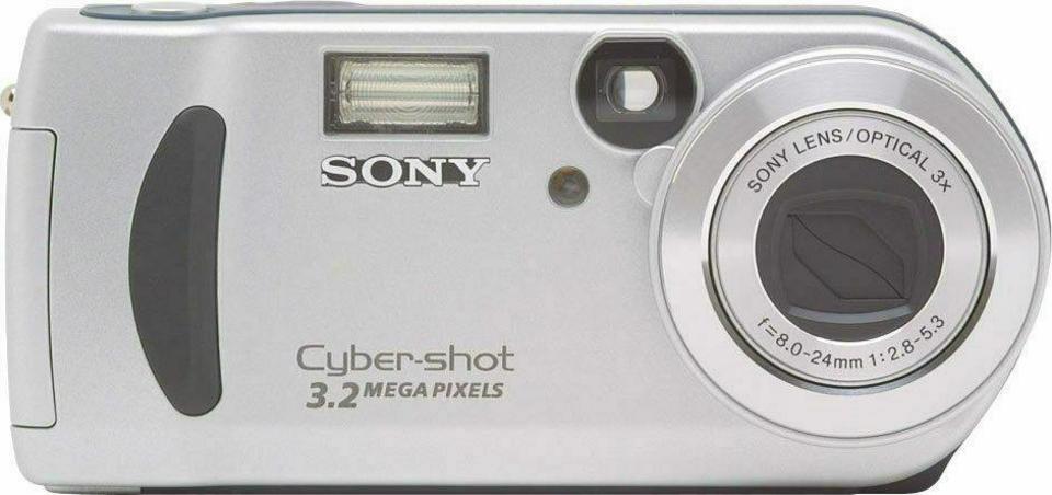 Sony Cyber-shot DSC-P71 Digital Camera