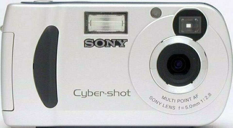 Sony Cyber-shot DSC-P31 Digital Camera
