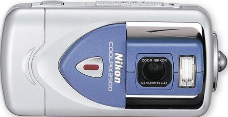 Nikon Coolpix 2500 Digital Camera