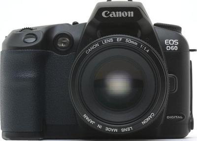 Canon EOS D60 Digitalkamera