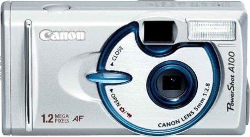 Canon PowerShot A100 Digital Camera
