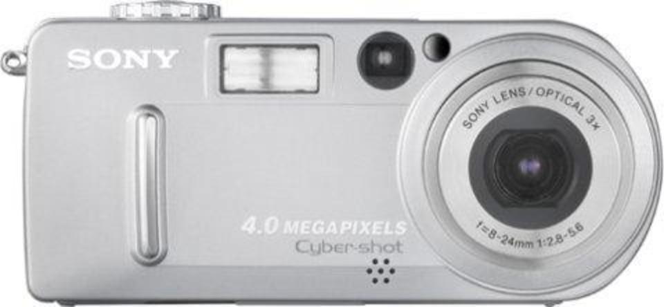 Sony Cyber-shot DSC-P9 Digital Camera