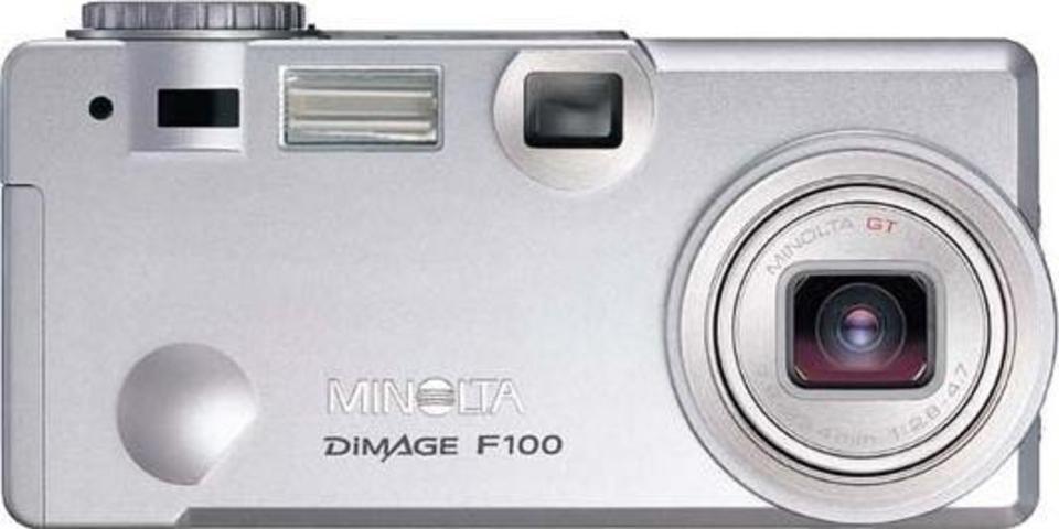 Konica Minolta DiMAGE F100 Digital Camera