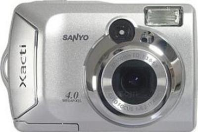 Sanyo Xacti DSC-S4 Digital Camera