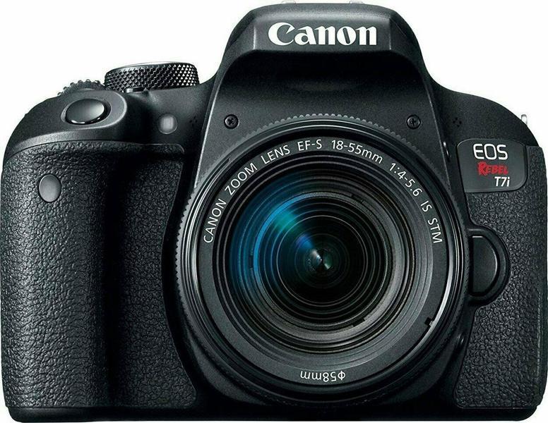 Canon EOS Rebel T7i digital camera