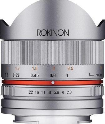 Rokinon 8mm F2.8 UMC Aspherical Fisheye