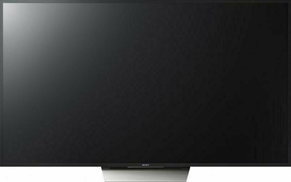 Sony Bravia FW-75XD8501 front