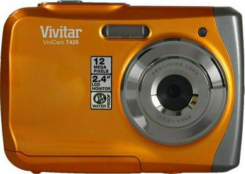 Vivitar ViviCam T426 front