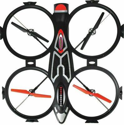 Jamara Quadrodrom Quadrocopter Camera (038585) HD Drone