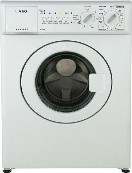AEG LC53500 washer