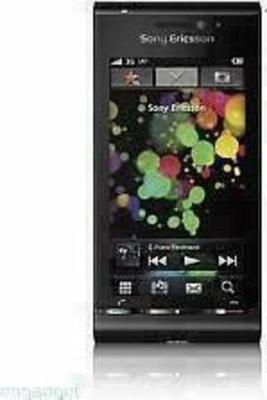 Sony Ericsson Satio Smartphone
