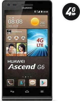 Huawei Ascend G6 LTE Telefon komórkowy