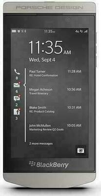 BlackBerry Porsche Design 9982 Mobile Phone