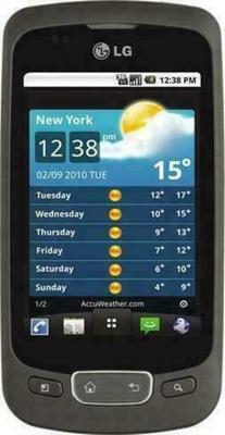 LG Optimus One P500 Telefon komórkowy