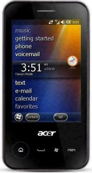 Acer neoTouch P400 Mobile Phone