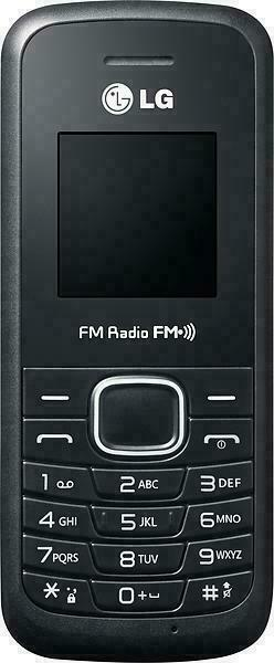 LG B200E Mobile Phone