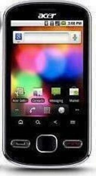 Acer beTouch E140 Mobile Phone
