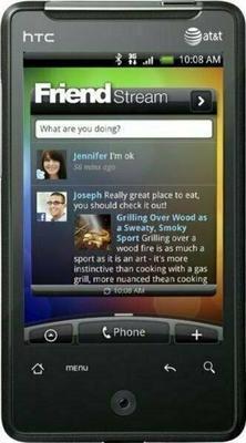 HTC Aria Telefon komórkowy